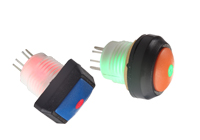 Vandal Resistant Switch, Vandalproof Switch, Illuminated Switch, L12